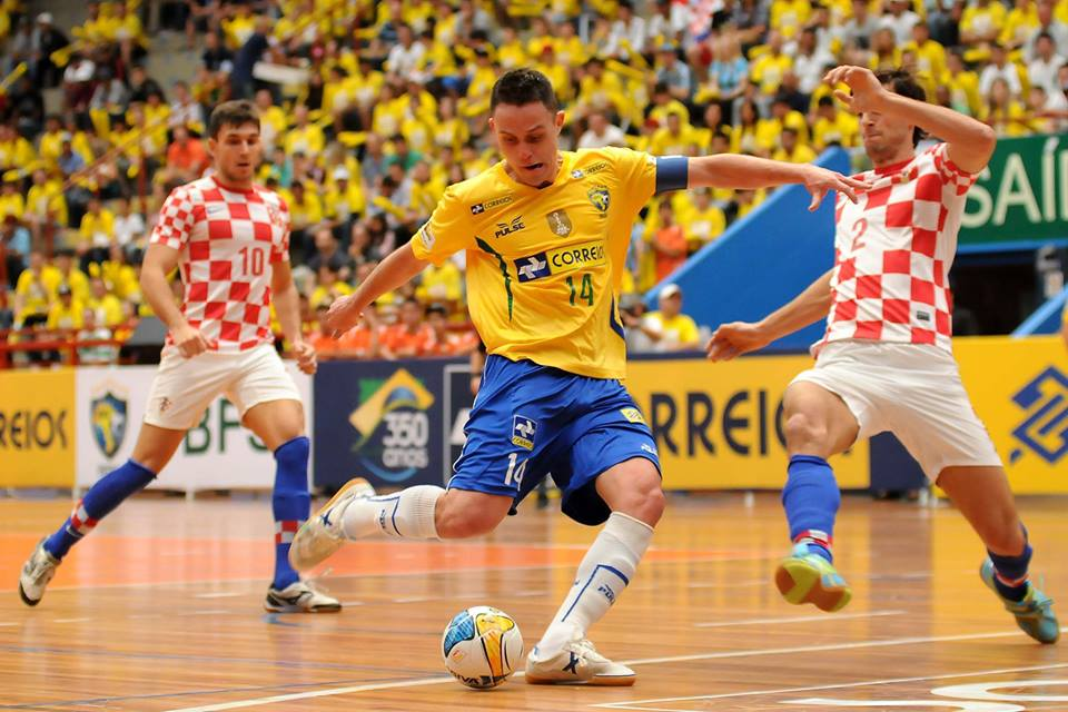Hrvatska u četvrtfinalu Futsal Eura protiv Italije!