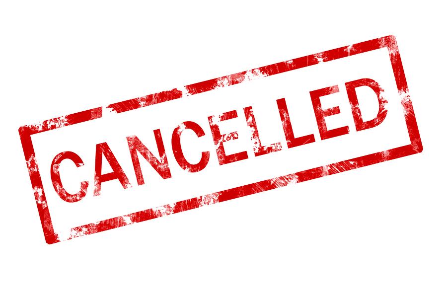 Obavijest o otkazivanju koncerta VALENTINOVO LIVE