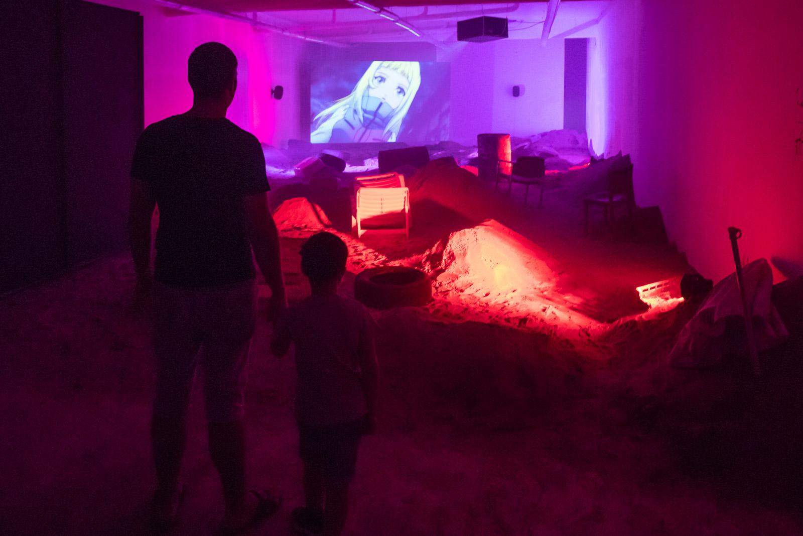 U Labinu i Raši otvoreno 2. Bijenale industrijske umjetnosti – Na leđima palih divova