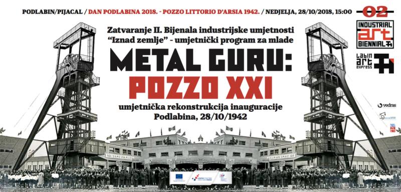 """Drugo Bijenale industrijske umjetnosti završava s programom za mlade """"Iznad zemlje"""" – u fokusu 76. godišnjica Pozza Littorija"""