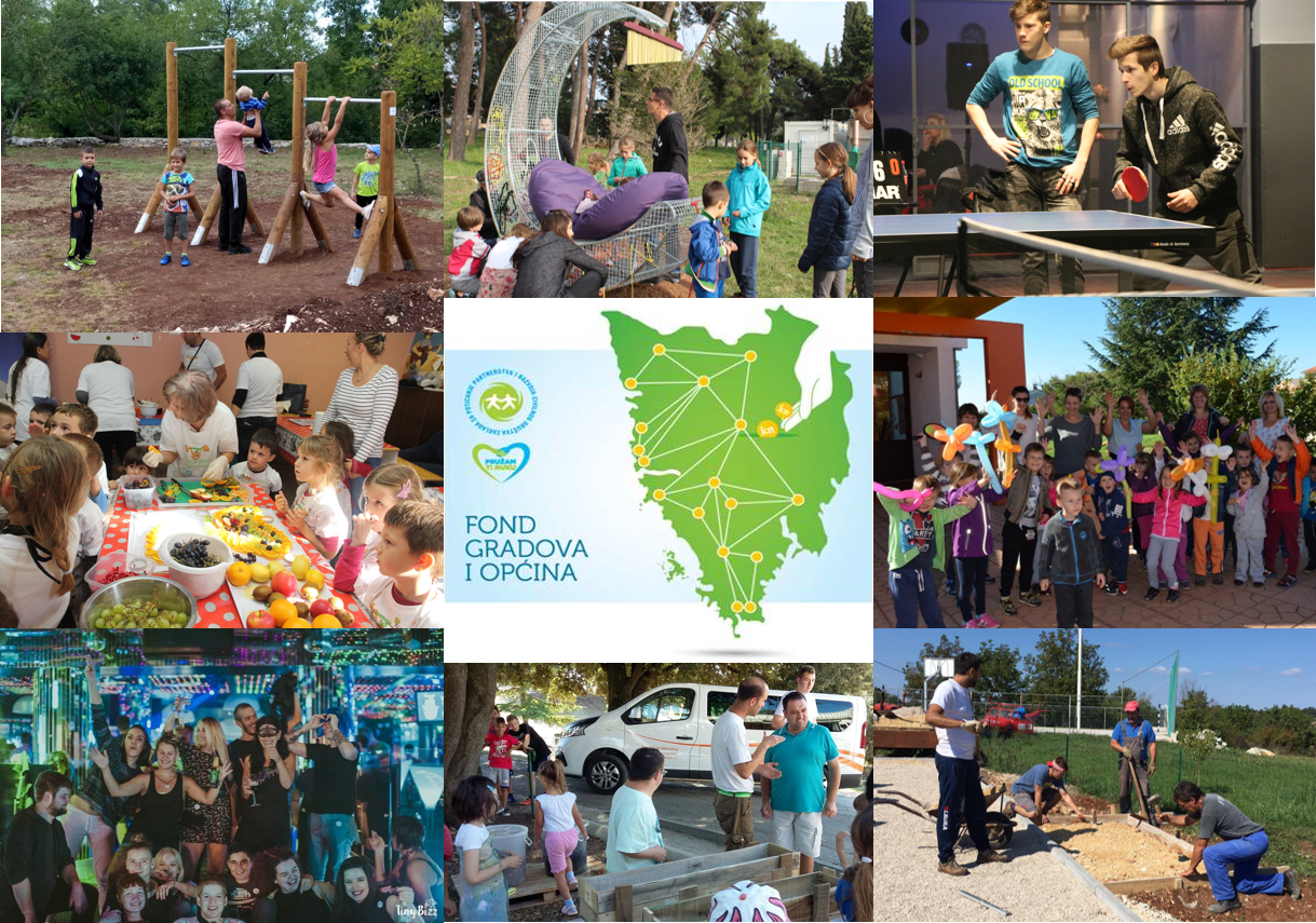 """Objavljeni rezultati 2. Natječaja za male projekte u zajednici """"Mali projekti za bolje sutra"""""""