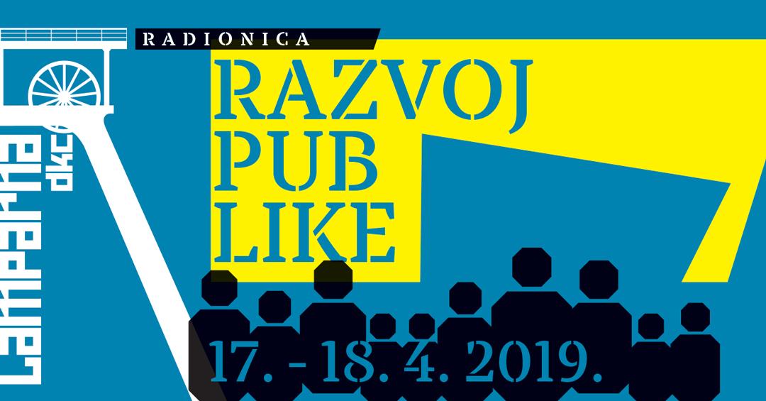 [DKC LAMPARNA] RADIONICA RAZVOJA PUBLIKE 17.-18.04.2019., Gradska knjižnica Labin