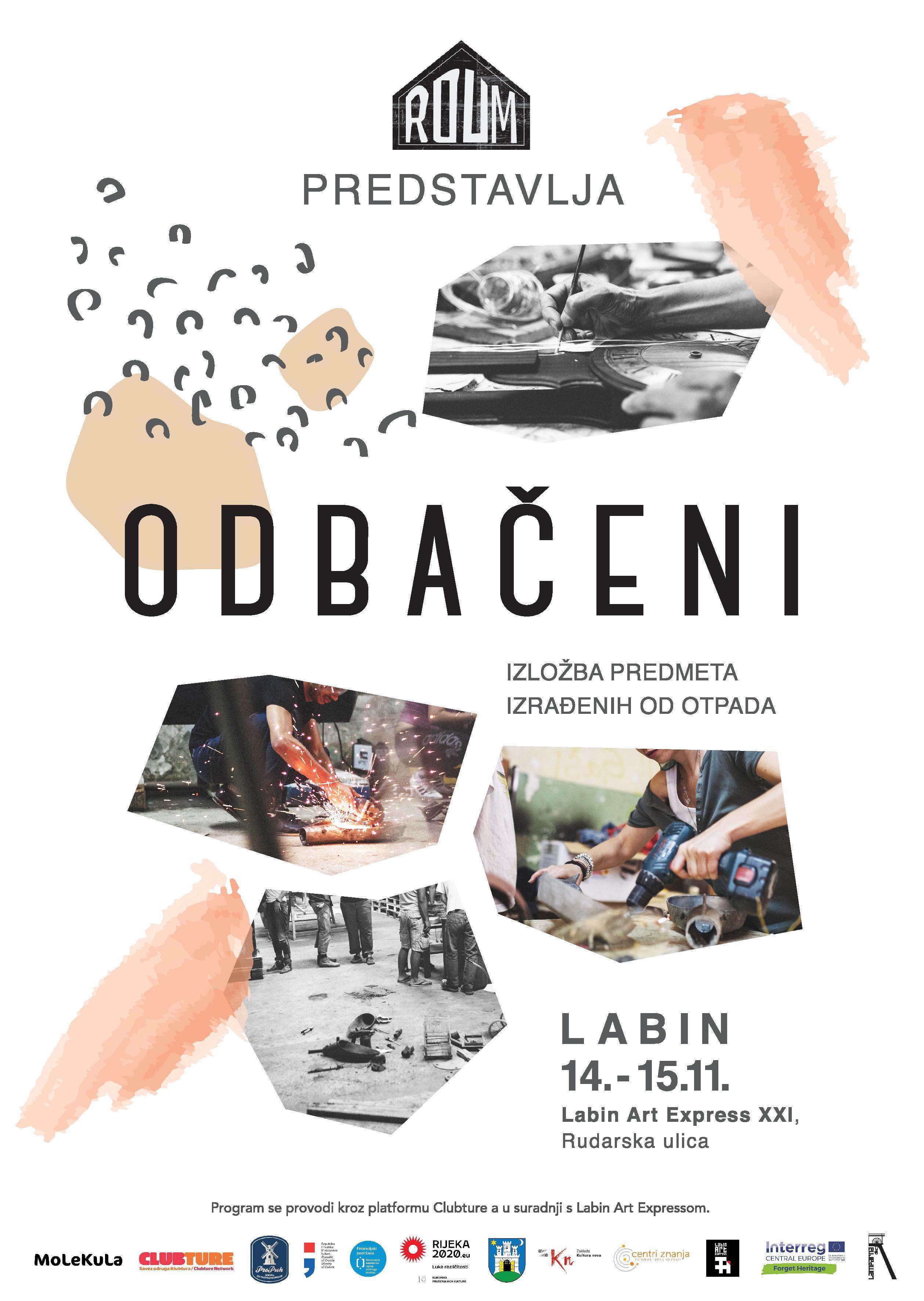 """ODBAČENI"" u DKC-Lamparna"