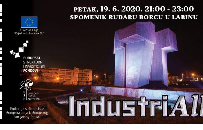 """Izložba GIF animacija """"IndustriaAll"""""""